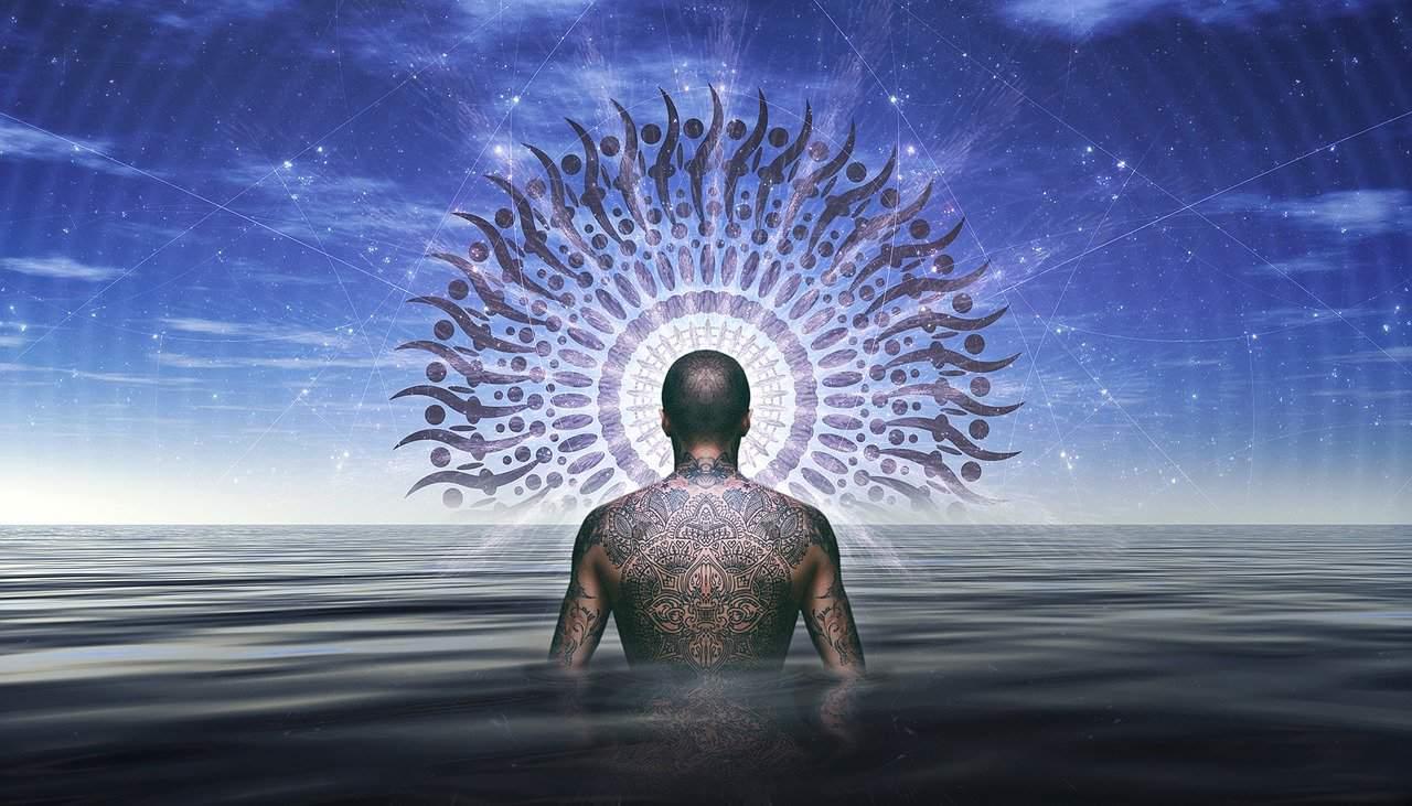 psychic medium person sky