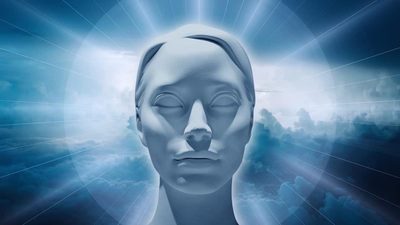 aura light woman