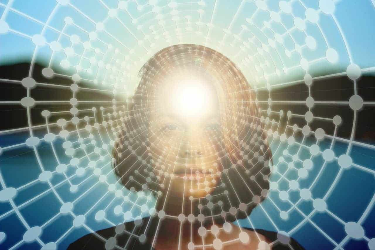 telepathic woman bright