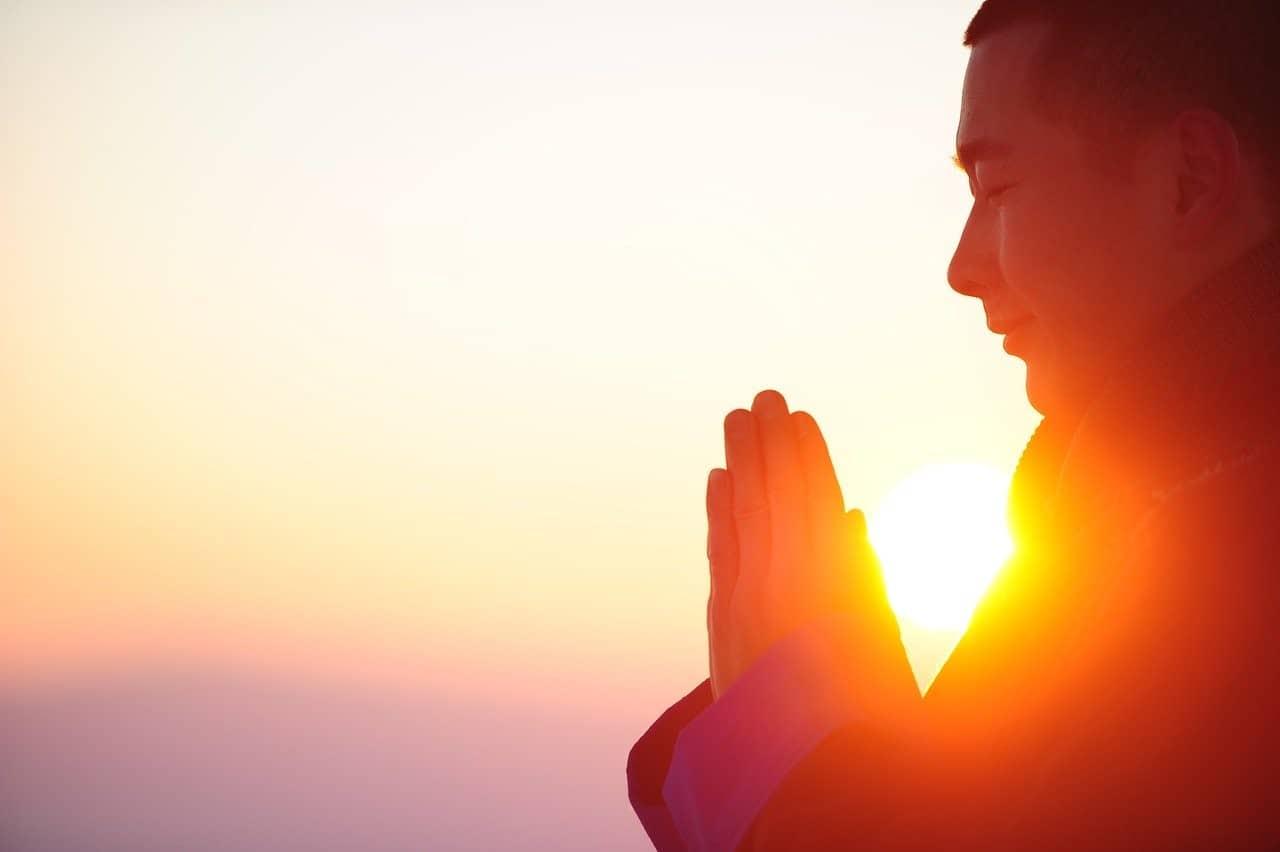 ridding off negative energy
