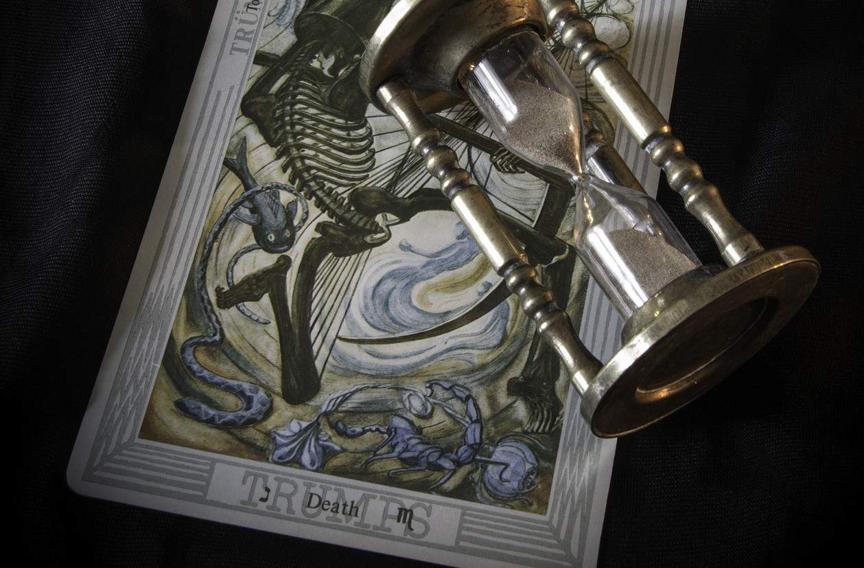 time piece tarot