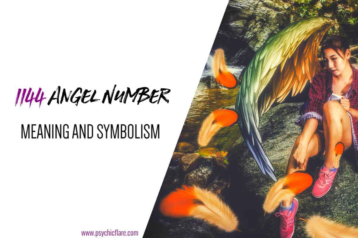 1144 Angel Number Meaning And Symbolism
