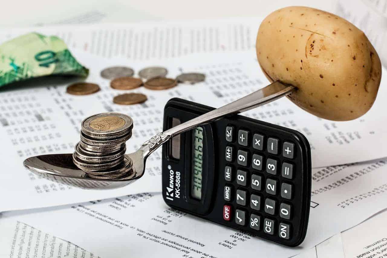 financial stability calculator potato