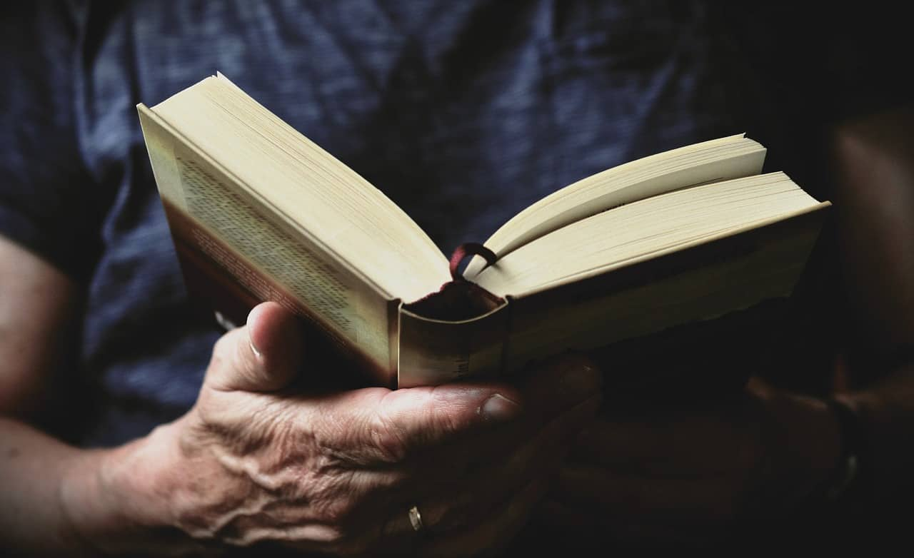 book reading knowledge