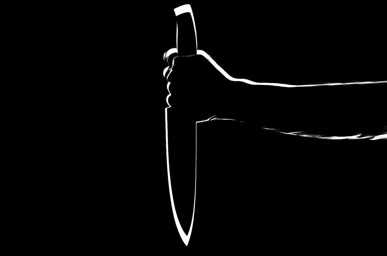 killer weapon knife