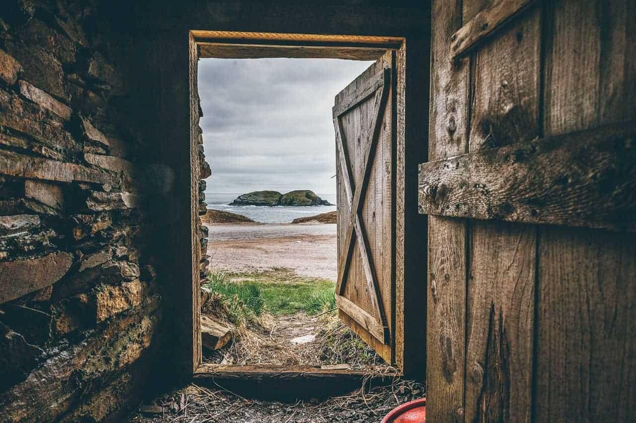 open door opportunities