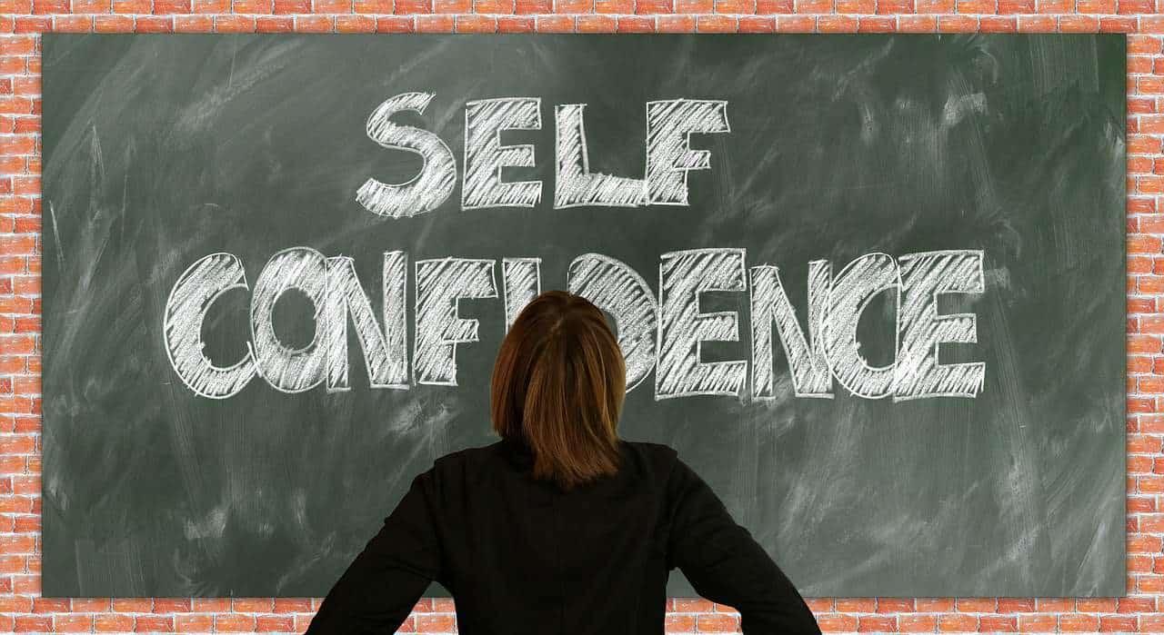 self confidence board