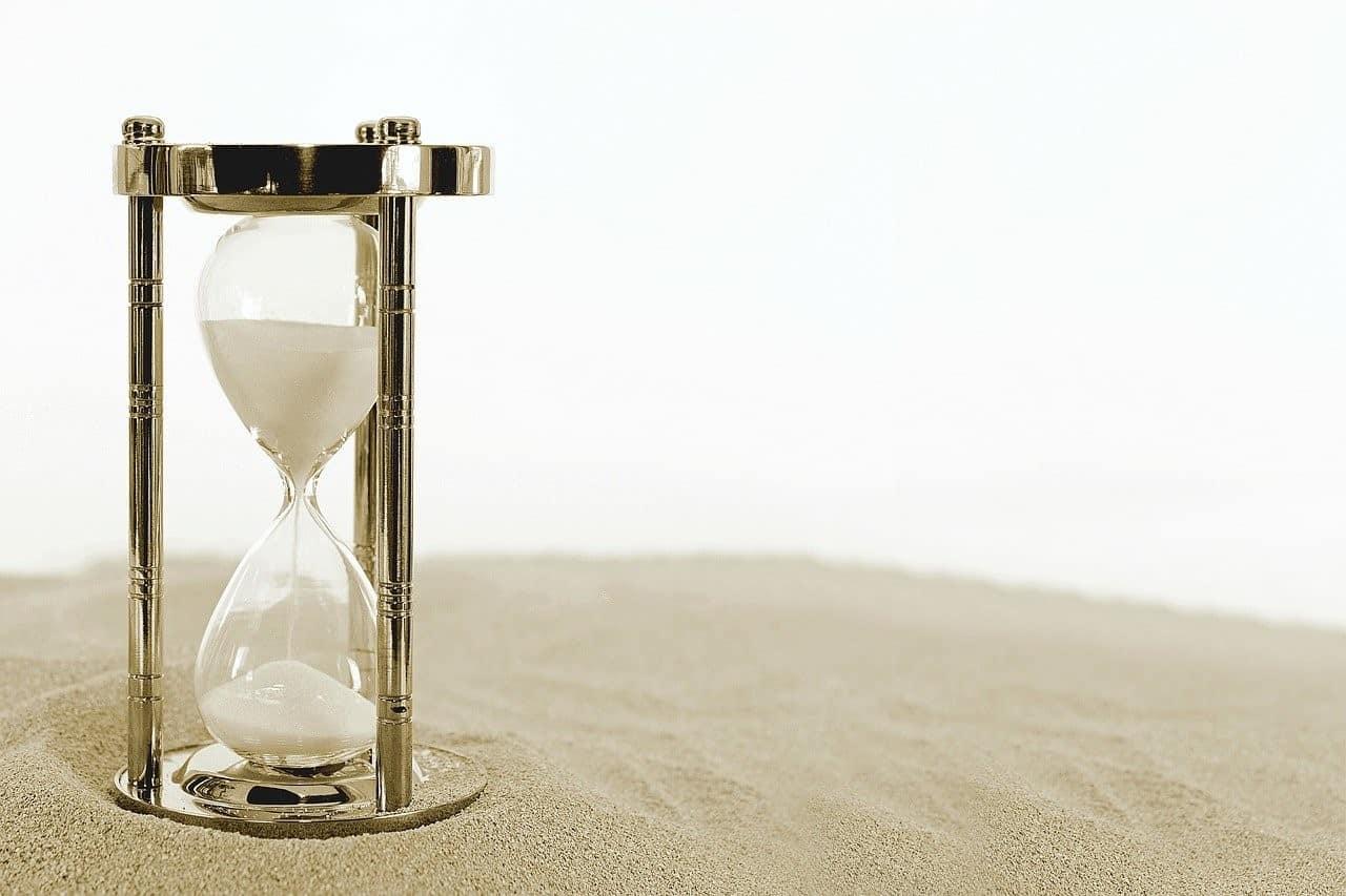 time sand