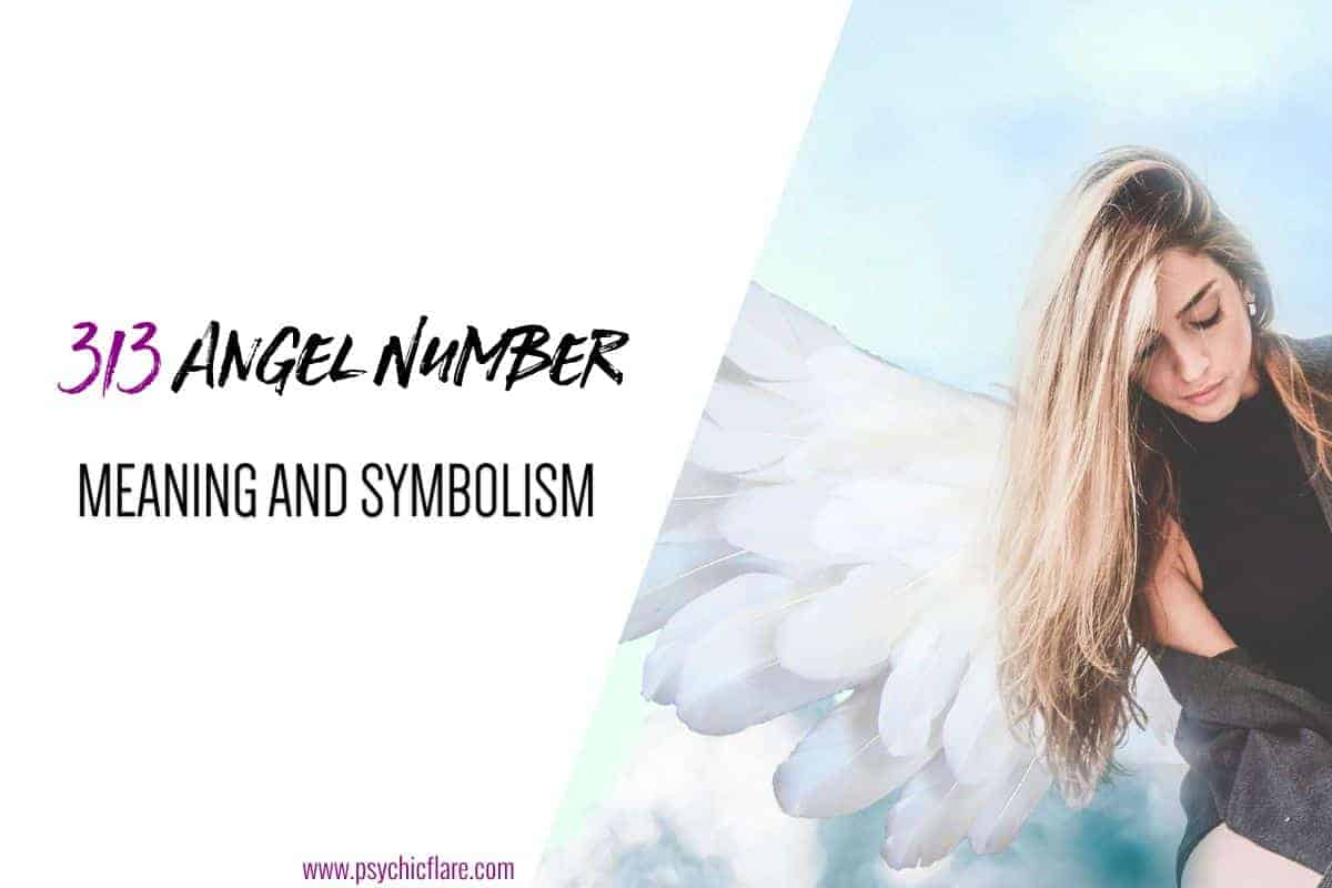 313 Angel Number Meaning And Symbolism