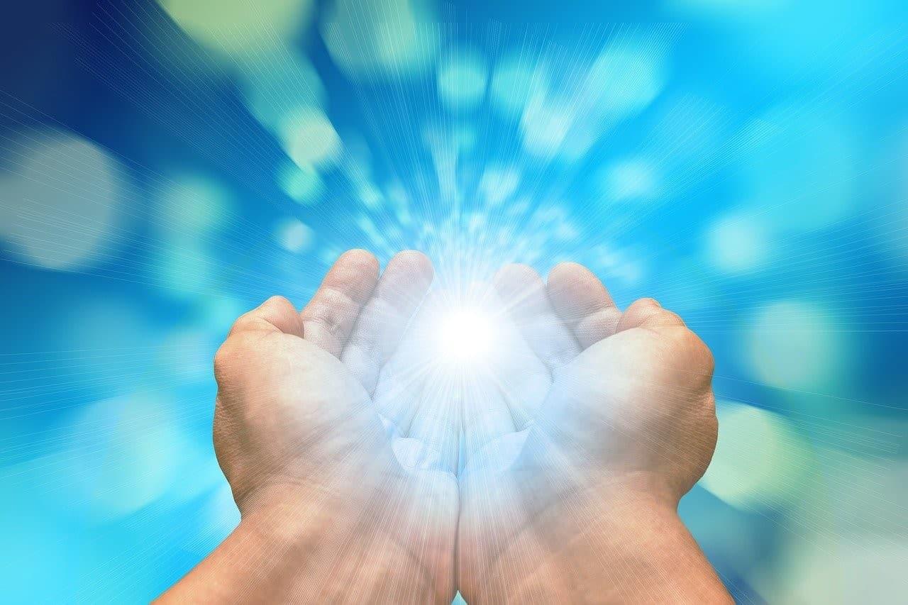 reiki hand healing