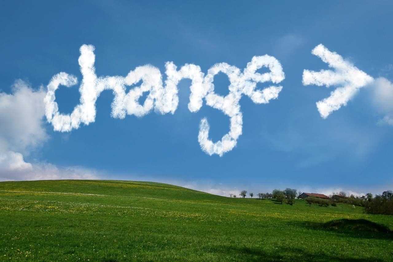 big change sky
