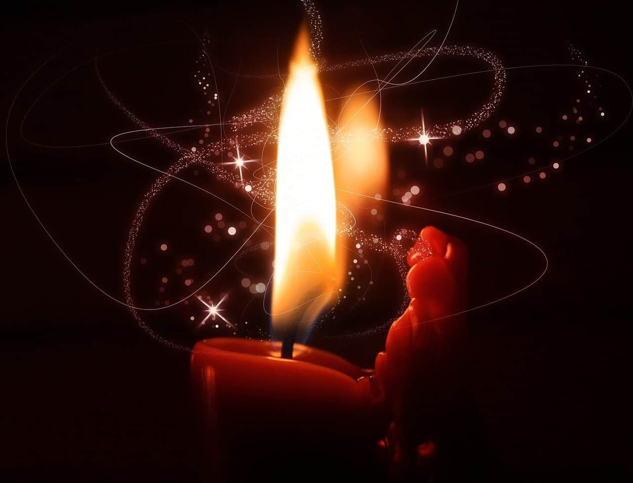 spell candle magic