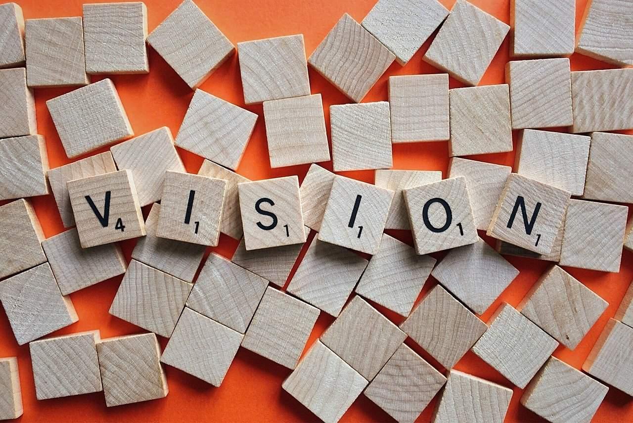 goals vision text
