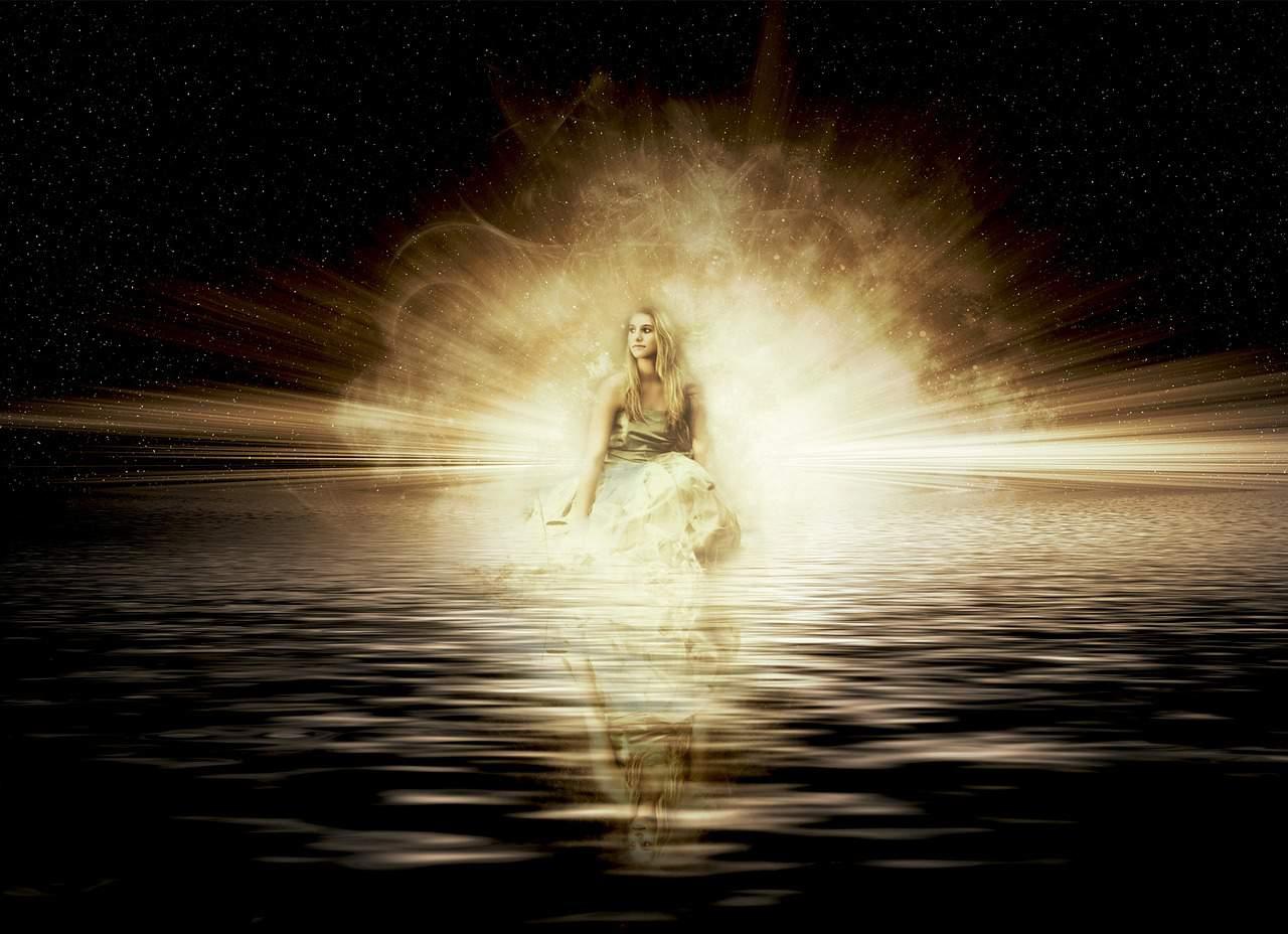 spiritual growth woman