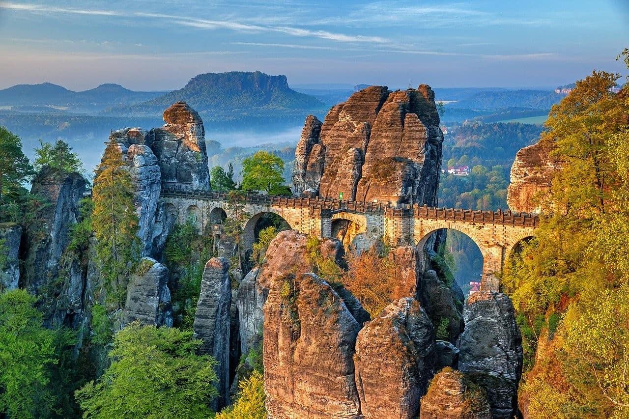 bridge beautiful view