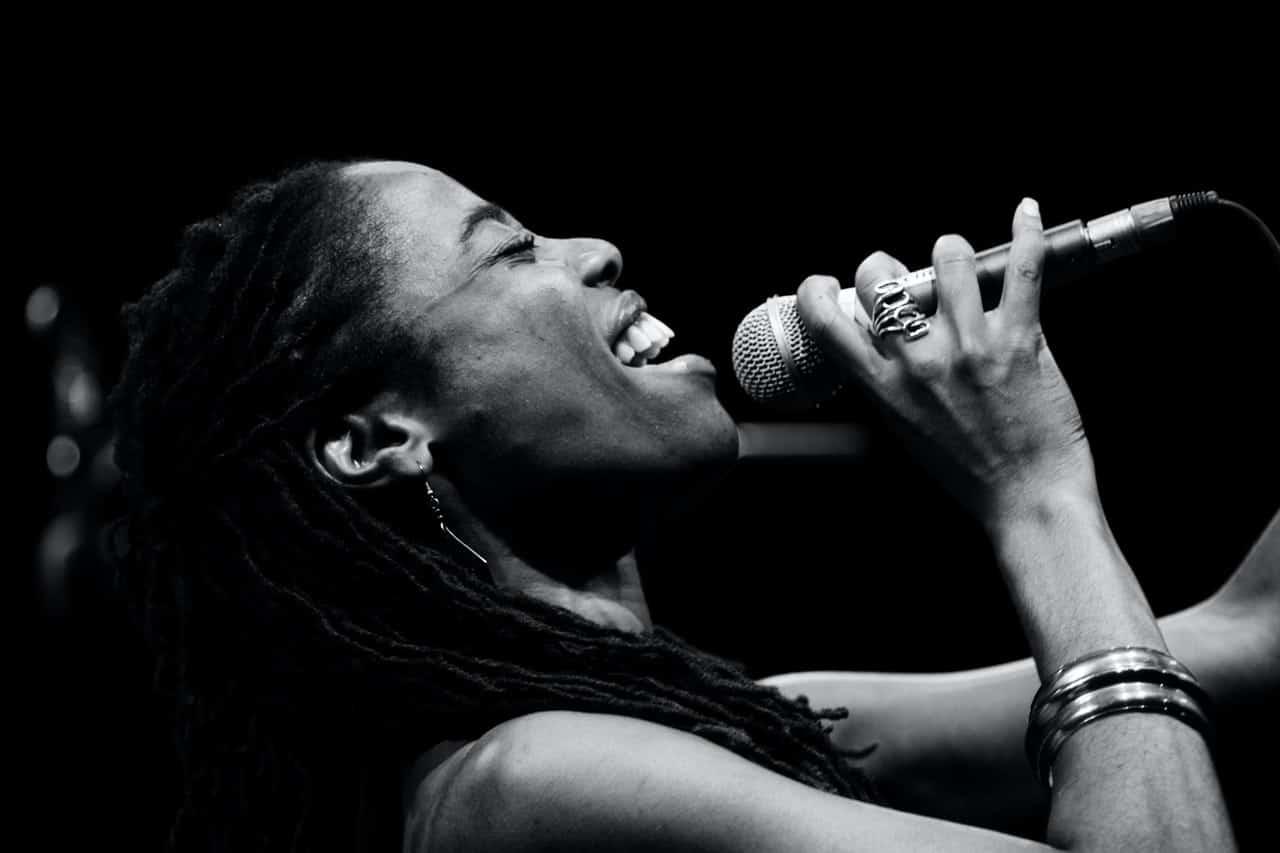 singing talent woman