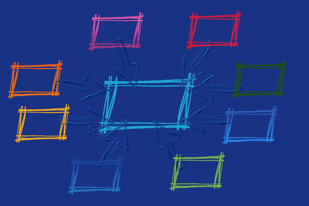 boxes arrows purpose
