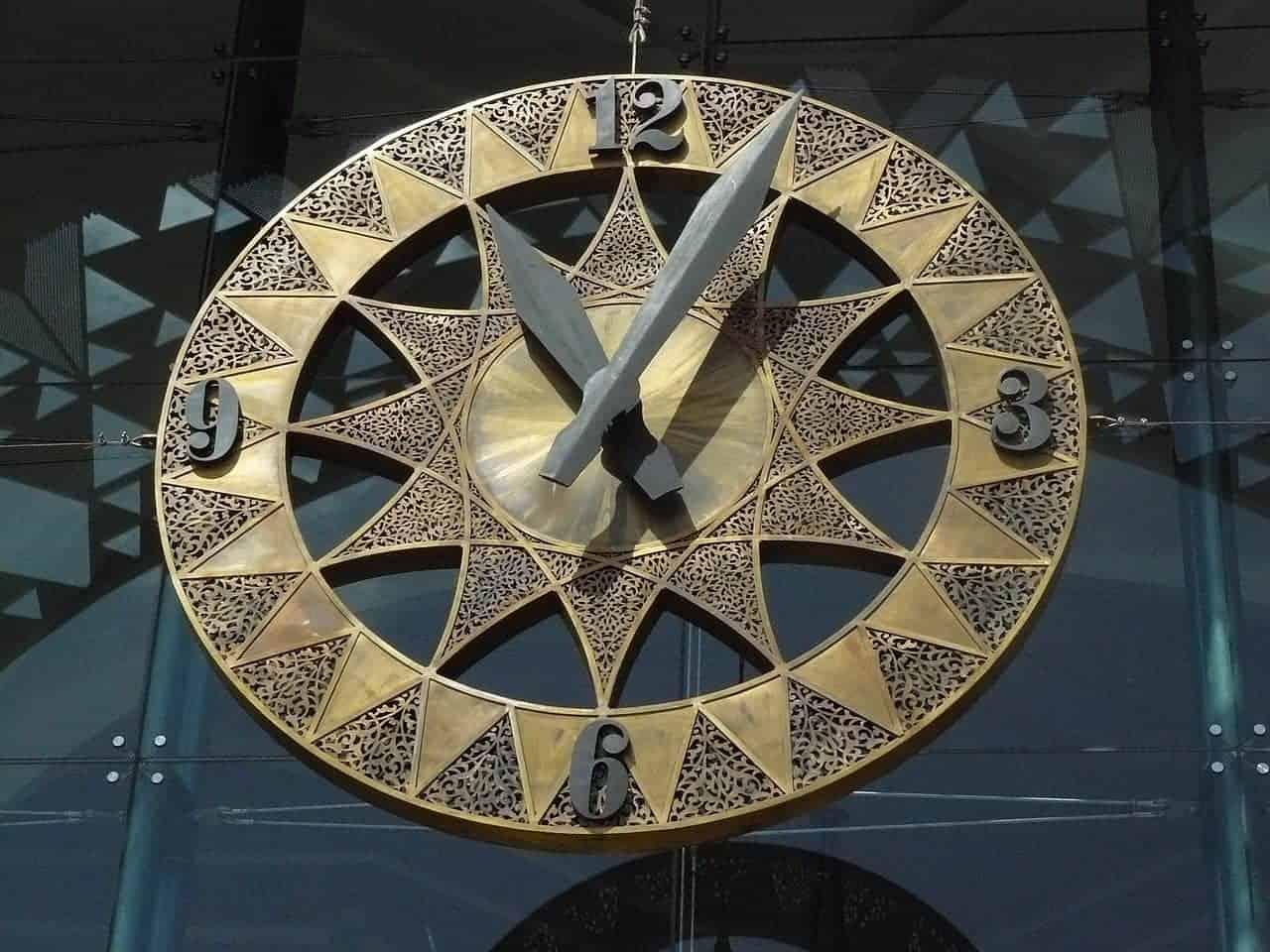 clock star