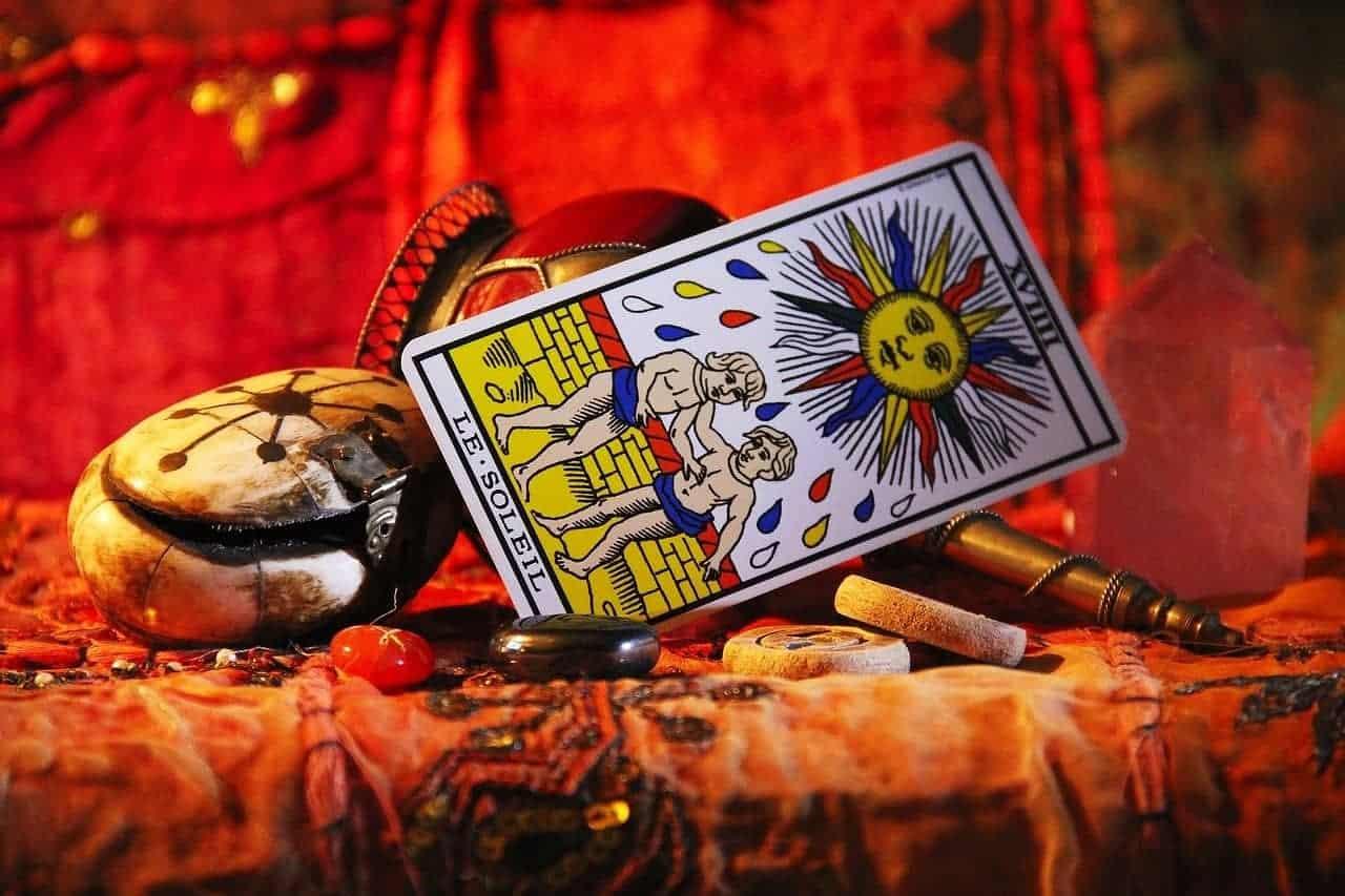 one card tarot draw