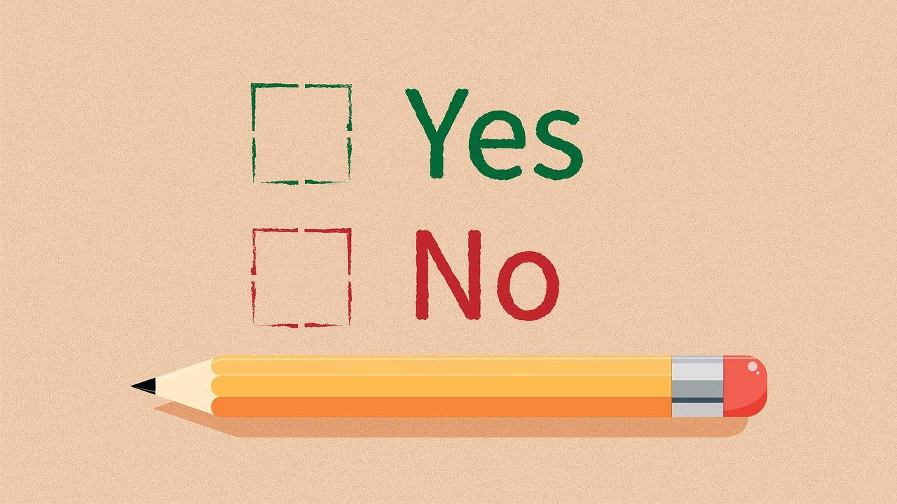 yes no meaning