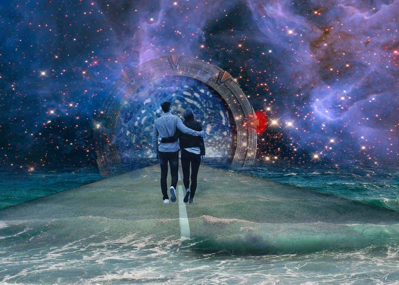 soulmates walking stars