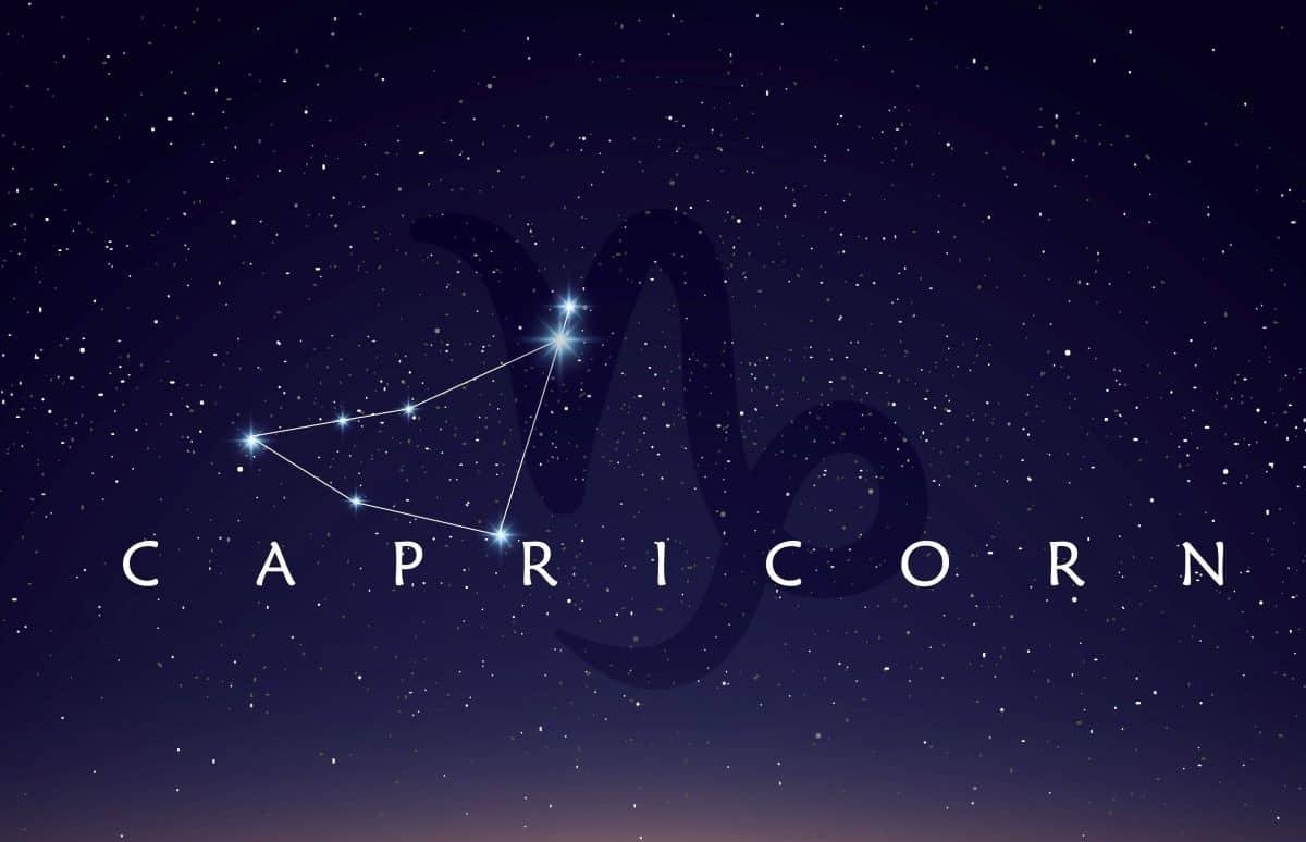 capricorn night sky
