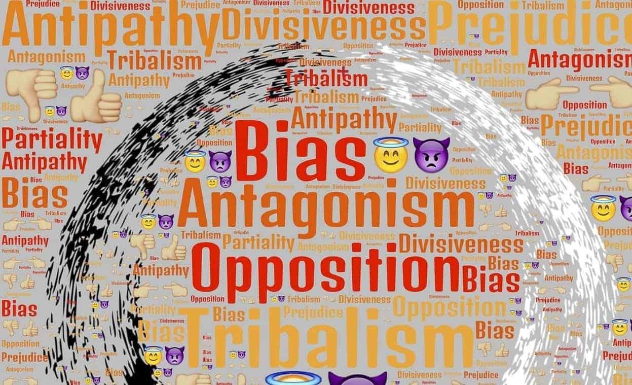 bias antagonism texts