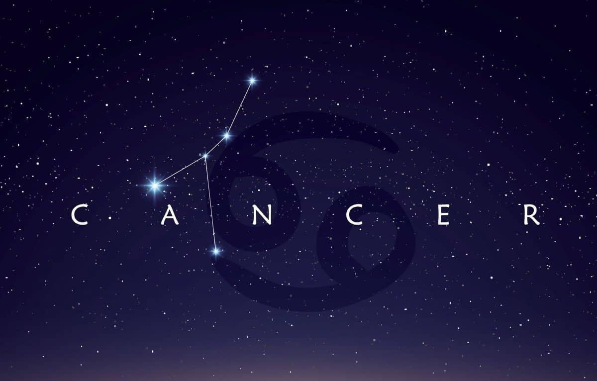 cancer night sky