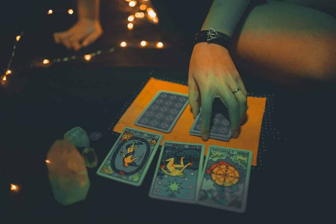 soulmate tarot spread