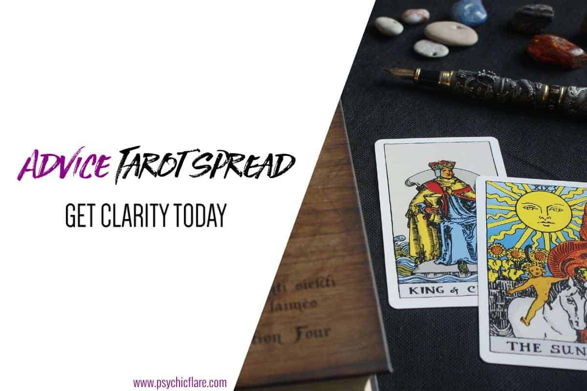 Advice Tarot Spread - Get Clarity Today