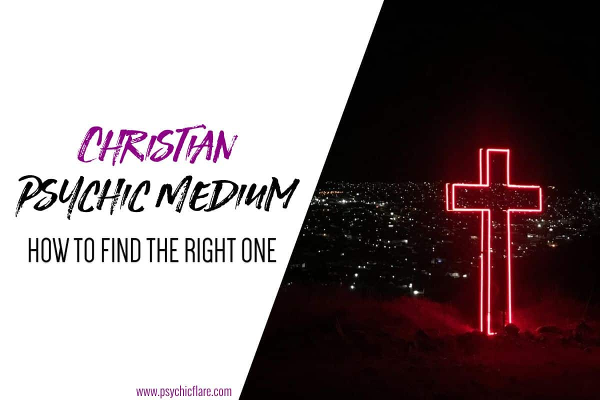 Christian Psychic Medium - How to Find the Right One