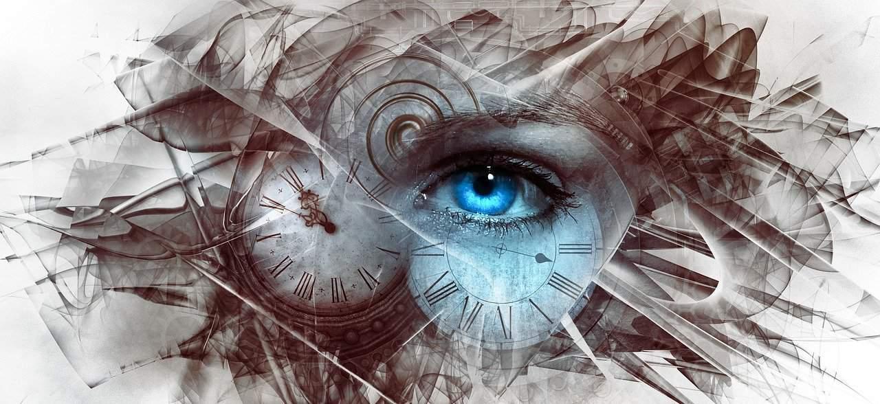fantasy eye blue
