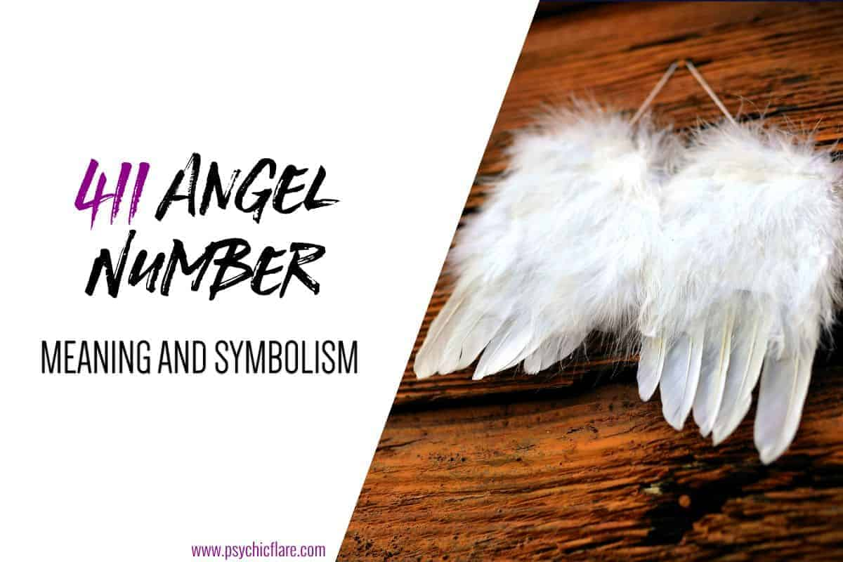 411 Angel Number Meaning And Symbolism