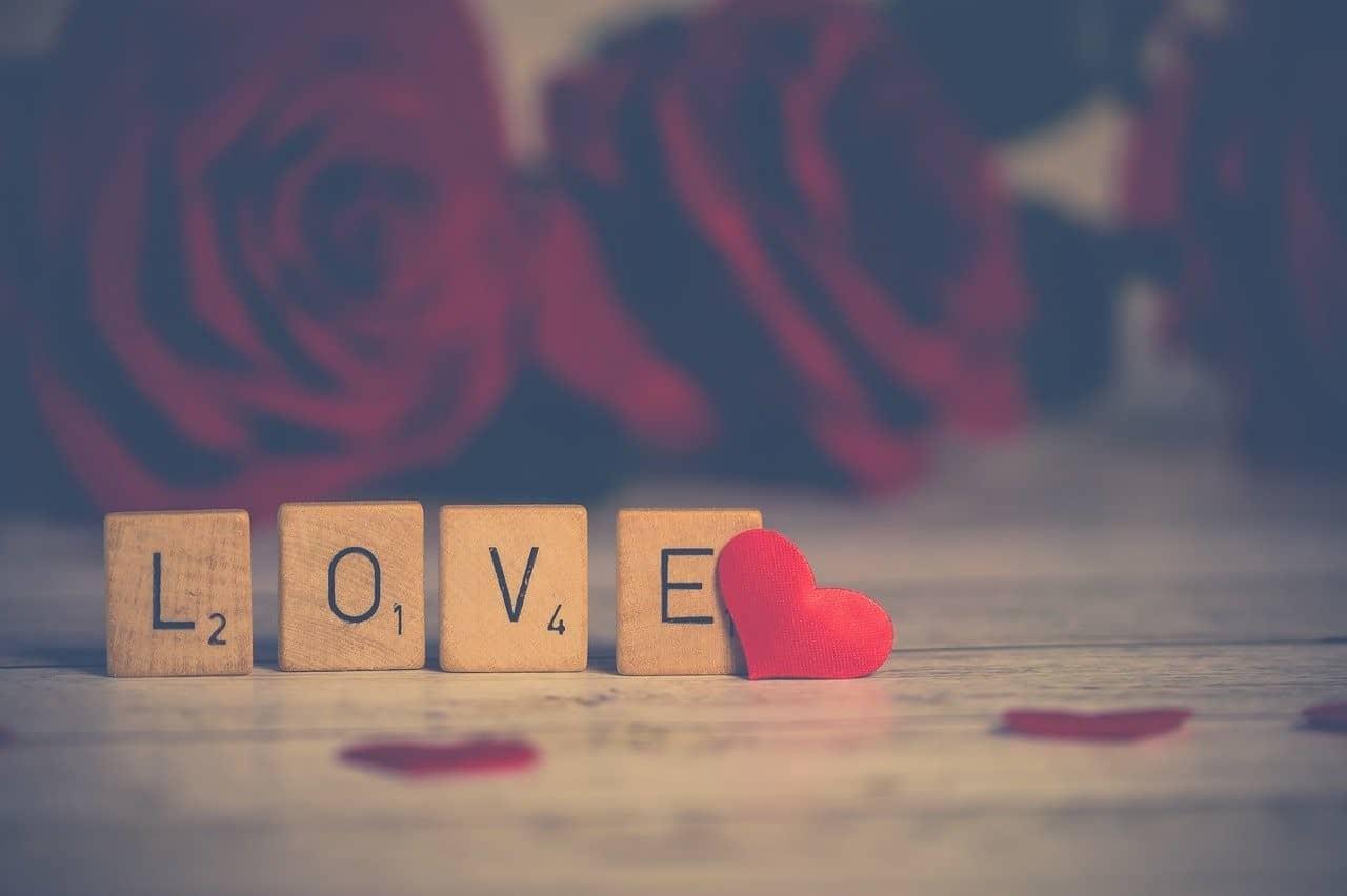 love spelled