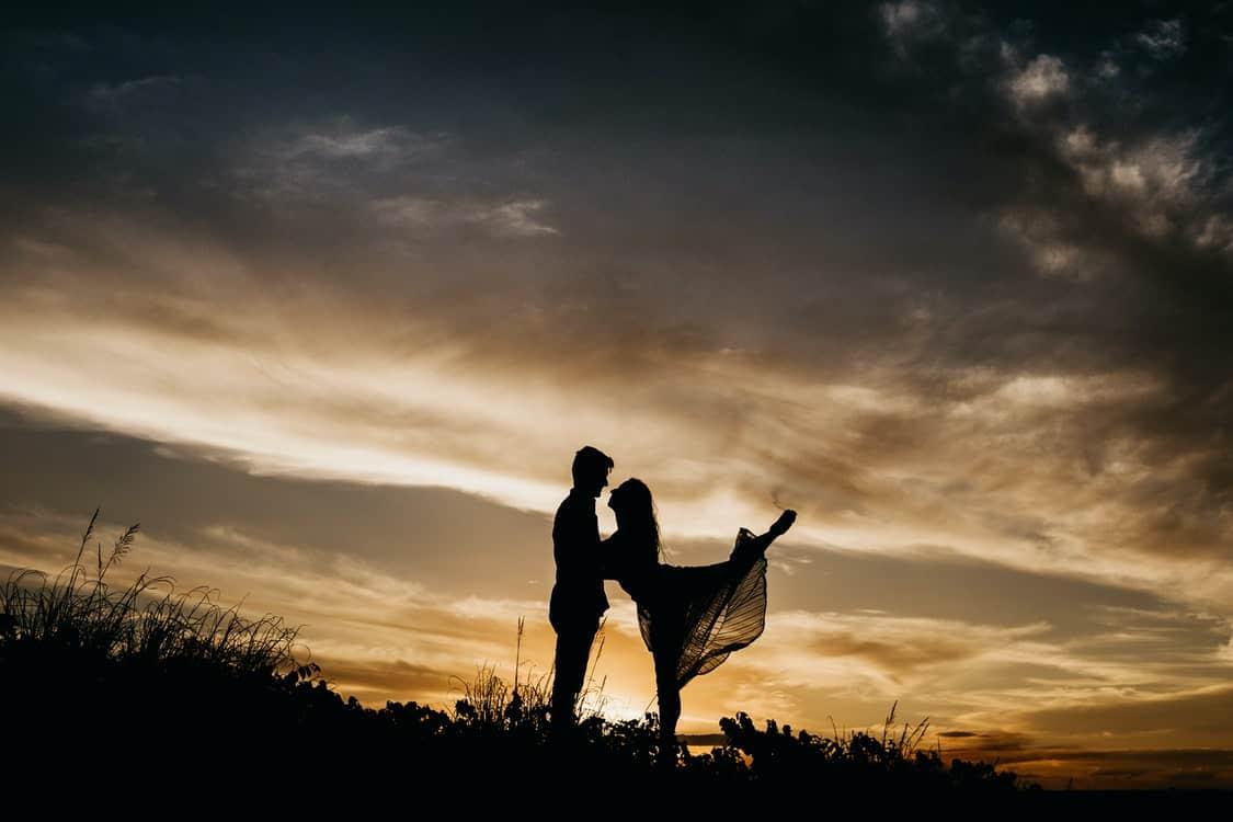 couple romantic