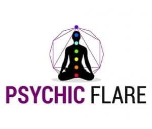 Psychic Flare Logo