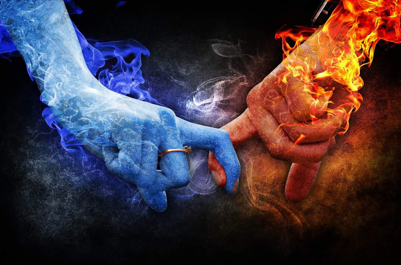 fingers soul mates