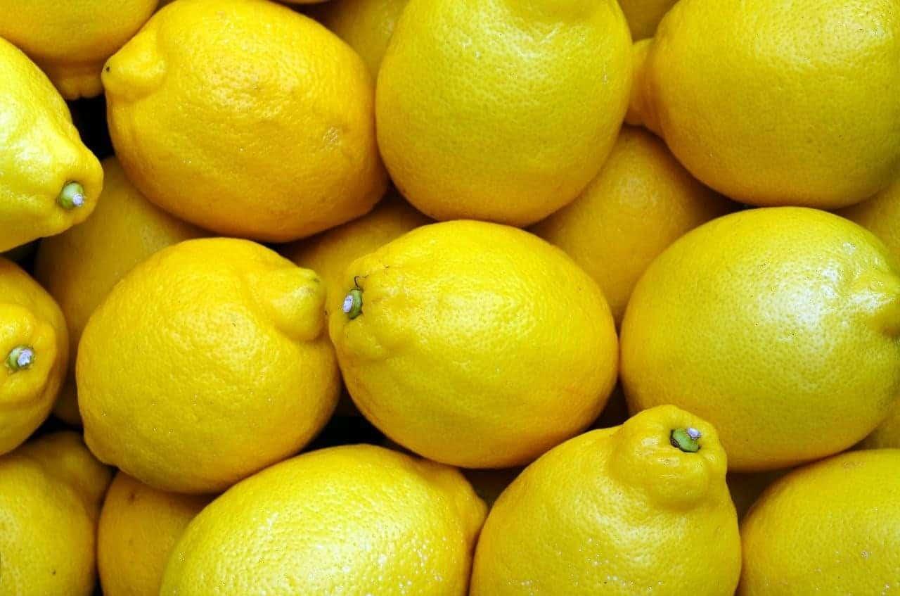lemons display