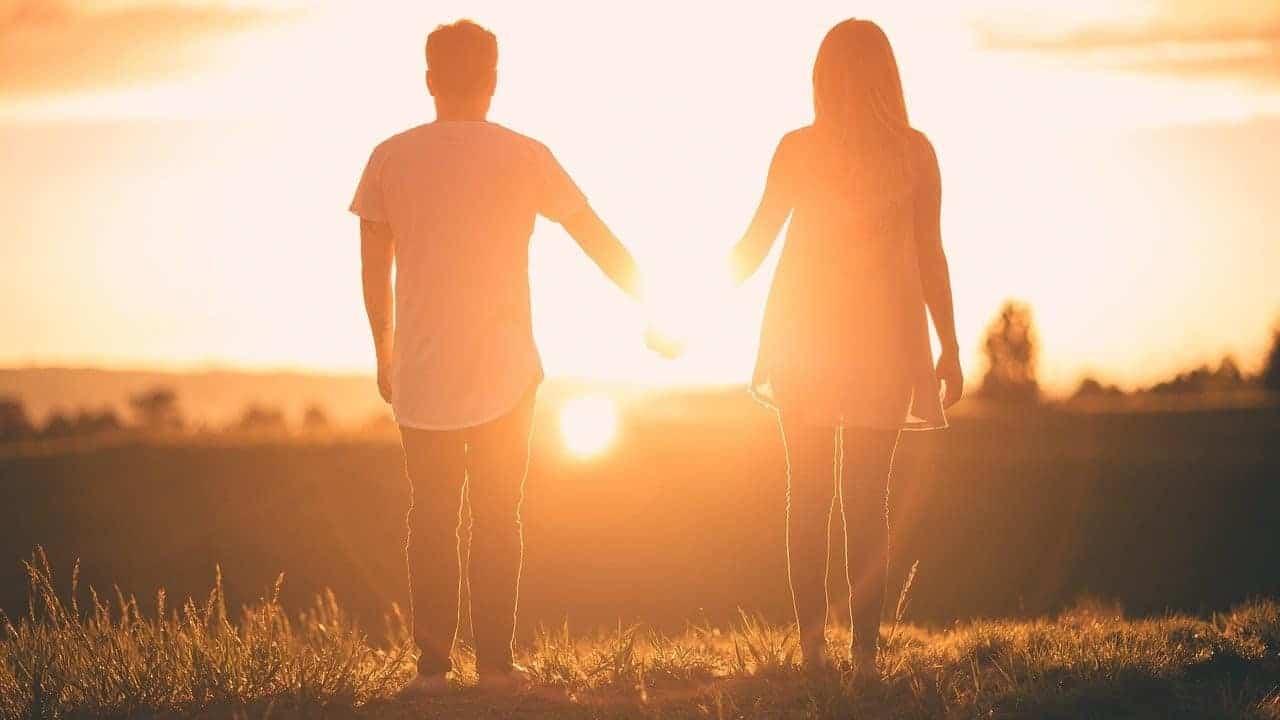 sunrise couple