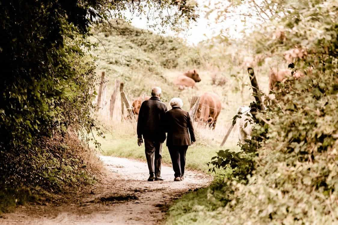 love loyalty elderly