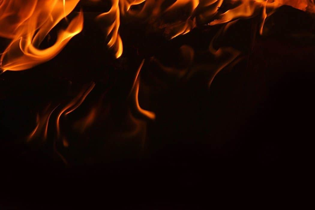 fire element flames