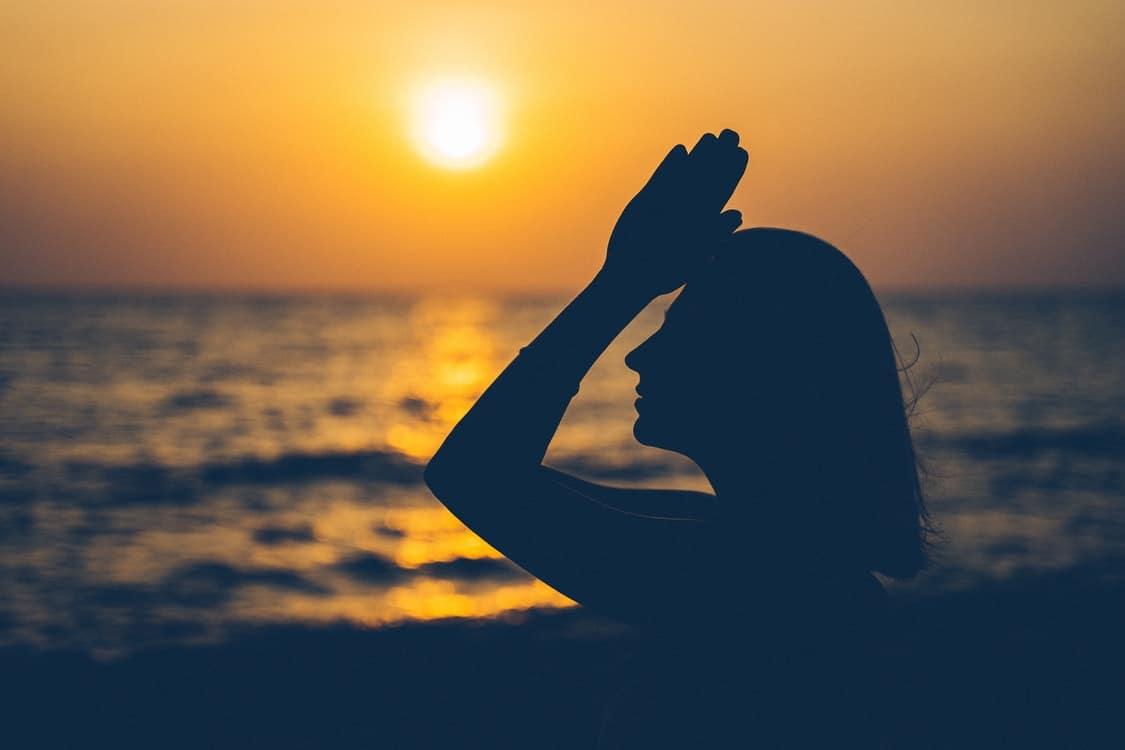 inner healing person meditation