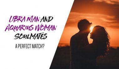 Libra Man and Aquarius Woman Soulmates A Perfect Match