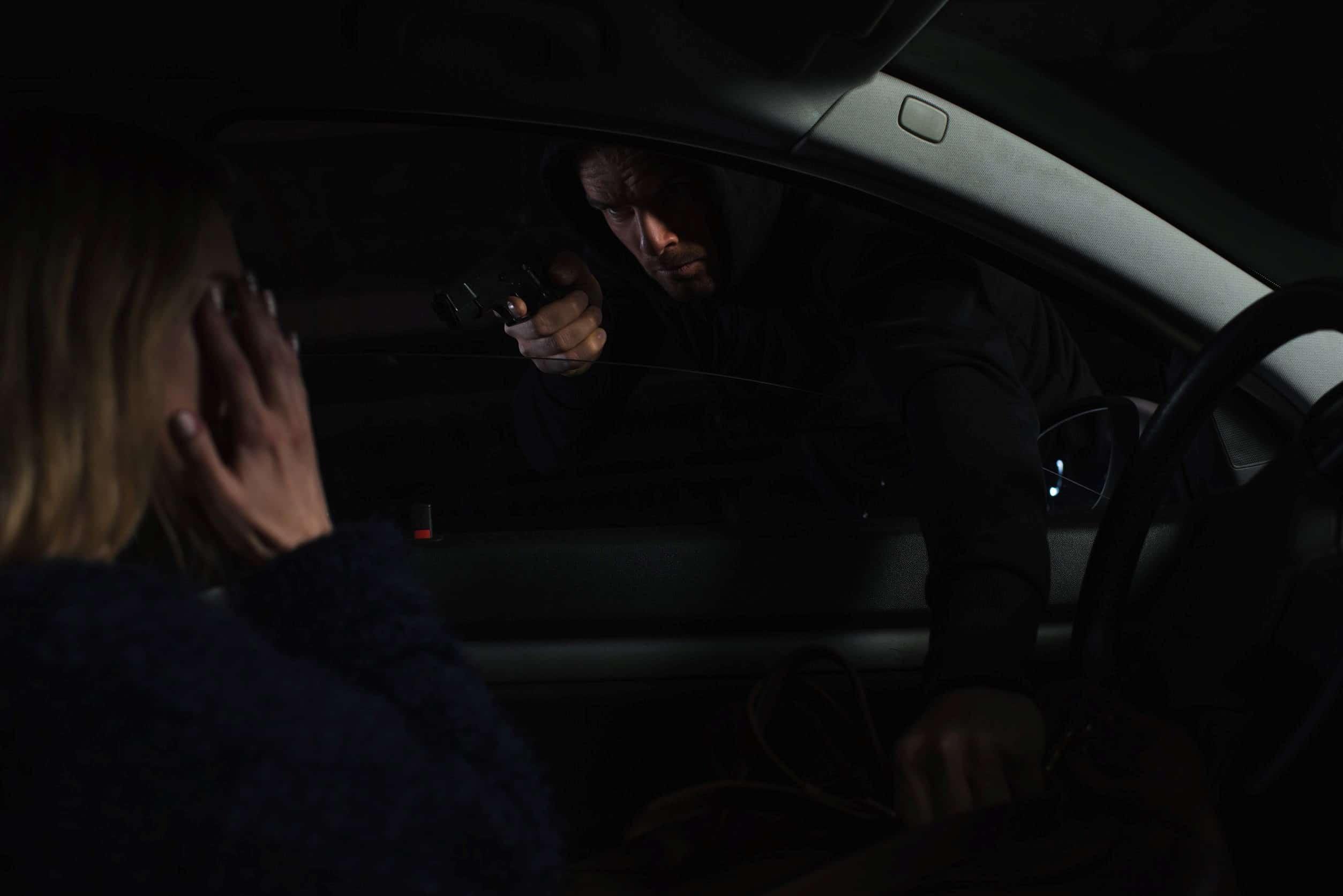 gunpoint robbery