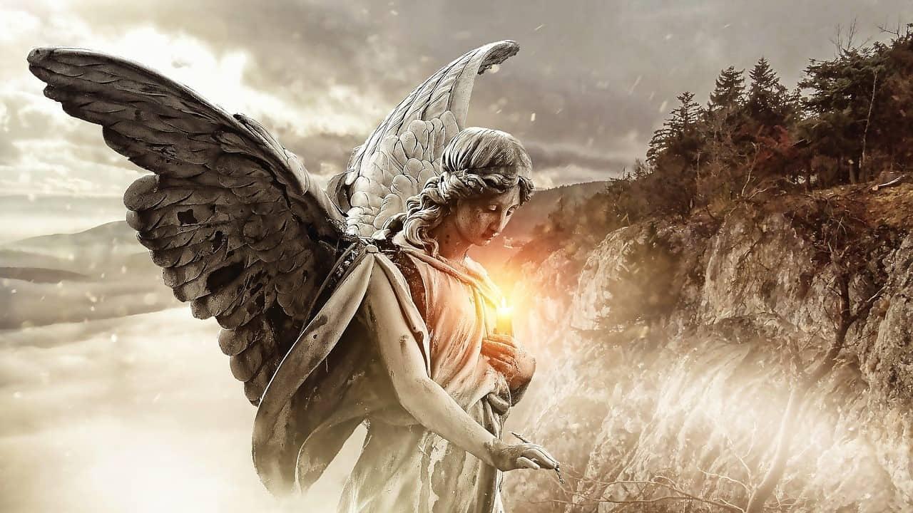 angel flame